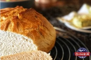 Brot Backen ohne Kneten