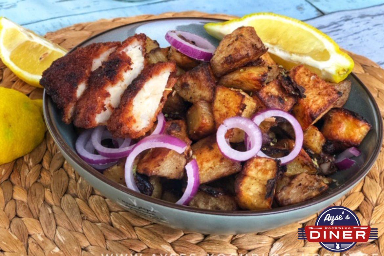 Indische Ofenkartoffeln mit Garam Masala