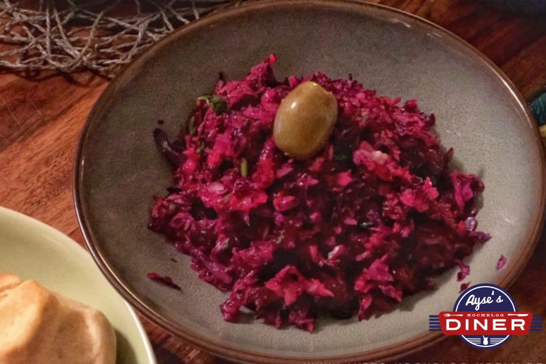 Rezept Rotkohlsalat