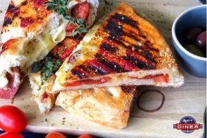 Sucuk Sandwich Toast