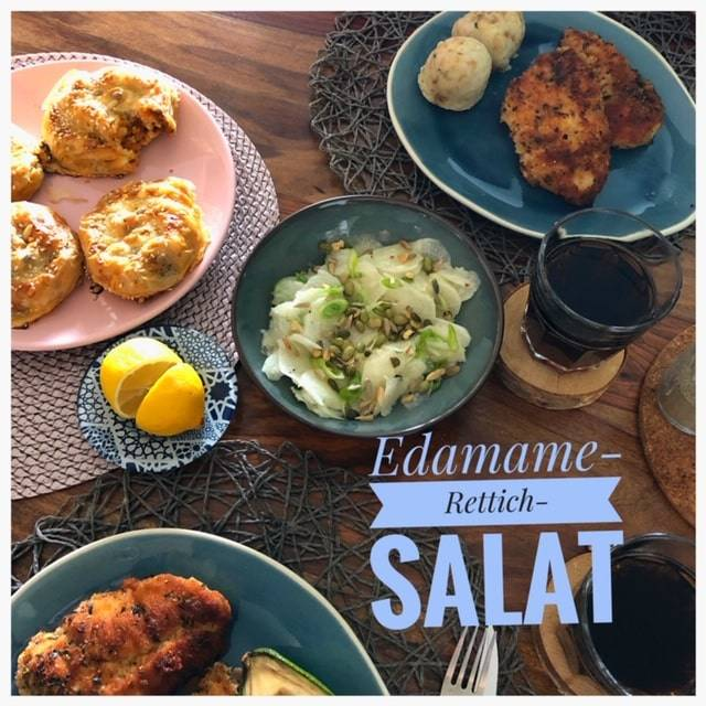 Thai Edamame Salat