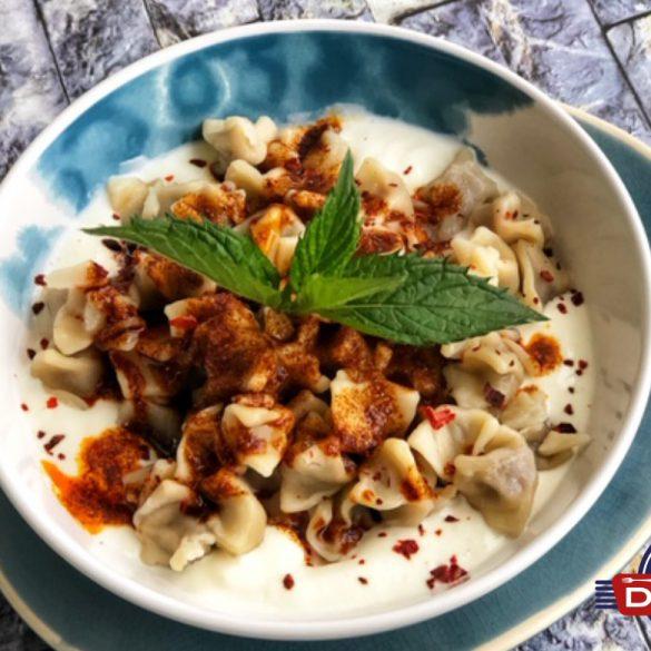 Türkische Manti Rezept