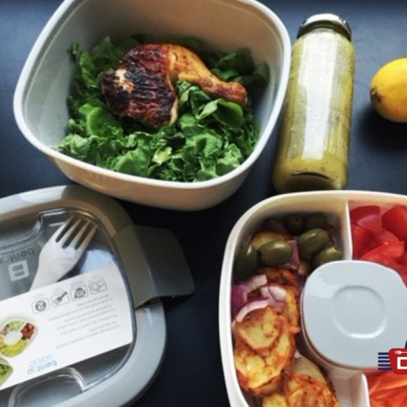 1 Woche Einfach Meal Prep Rezept