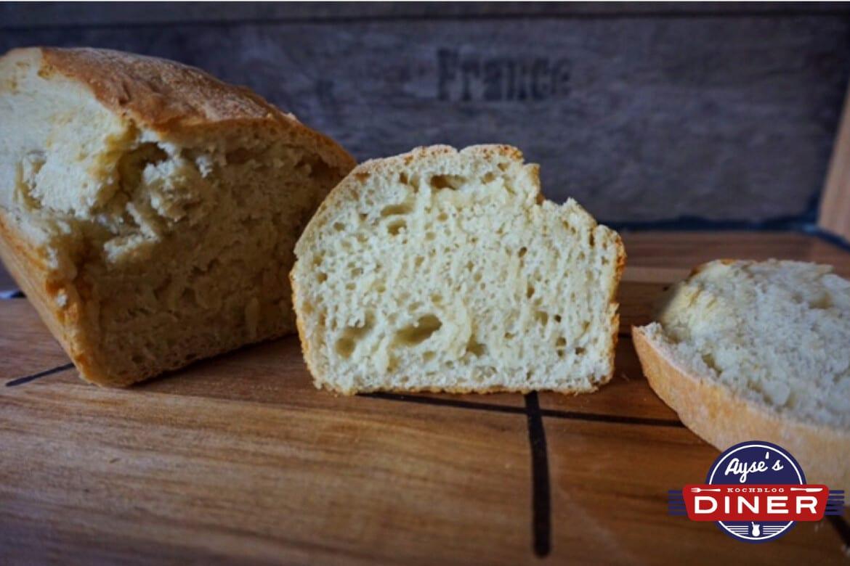 Brot Backen ohne Hefe Einfach