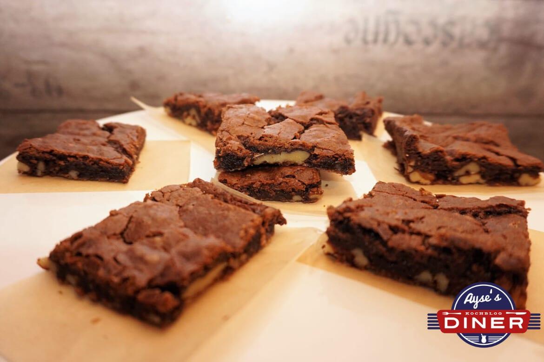 Brownies Rezept Einfach