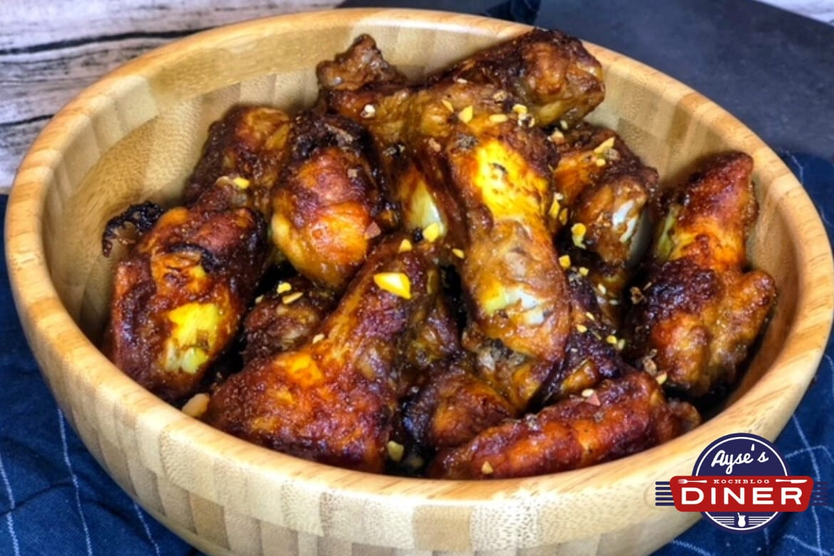 Chicken Wings Ofen
