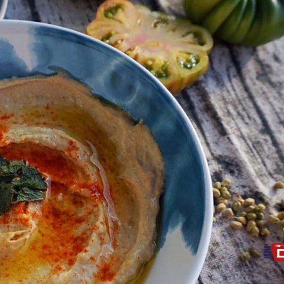 Das beste Hummus Rezept der Welt
