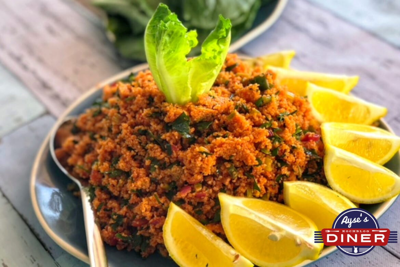 Einfacher Bulgur-Salat