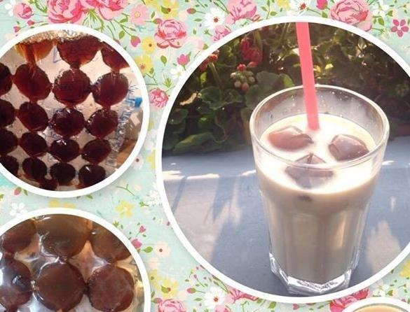 Eiskaffee Light