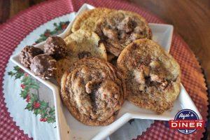 Ferrero Rocher Cookies