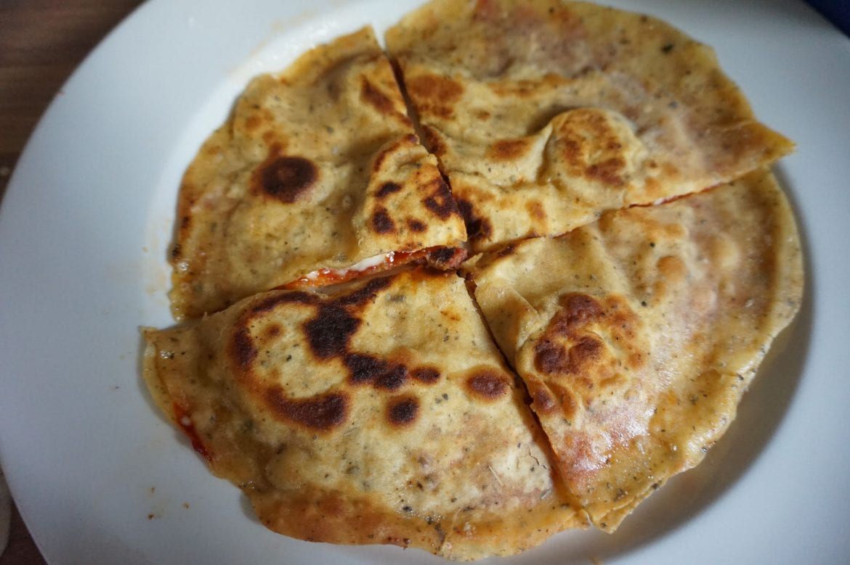 Gözleme – Pizza- Gözlizza