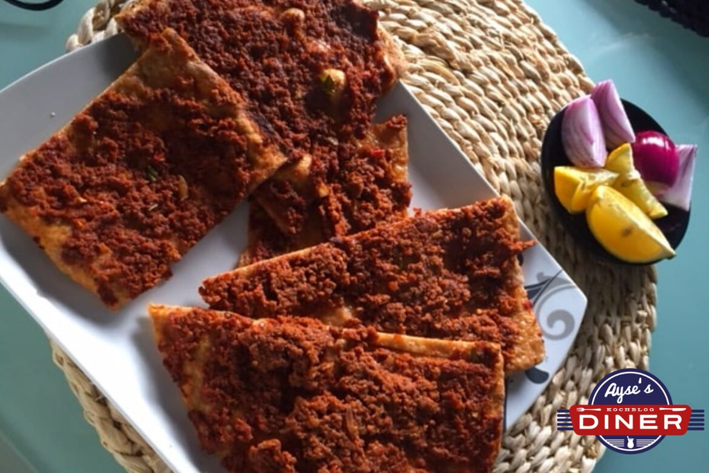 Lahmacun Rezept – Türkische Pizza