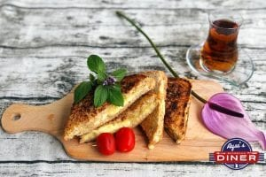 Original Grilled Cheese Sandwich