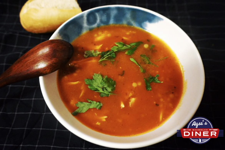 Sehriye Corbasi - Türkische Tomatensuppe