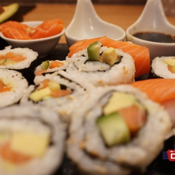 Sushireis - Sushi selber machen