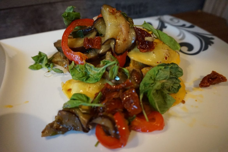 Tortellini mit Gemüse