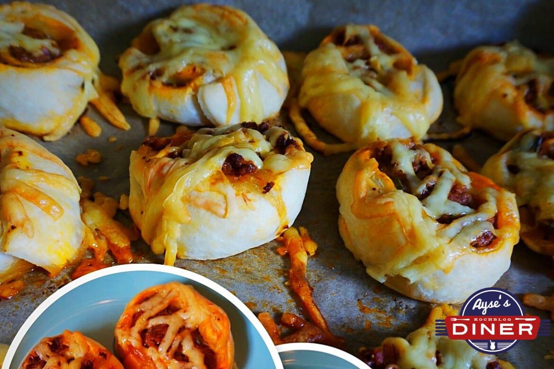 Türkische Pizzabrötchen - Lahmacun