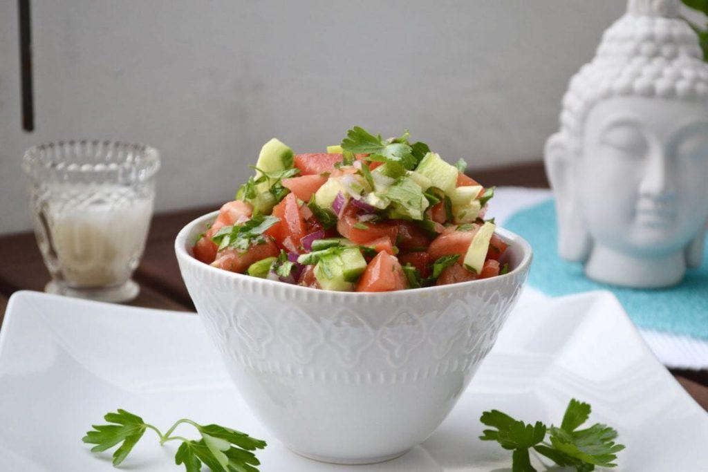 Coban Salatasi - Türkischer Hirtensalat