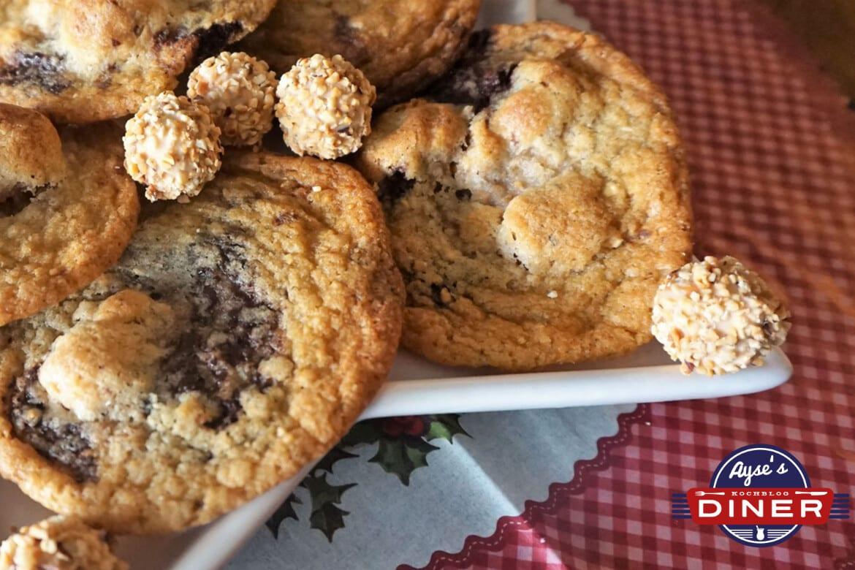 einfache Giotto Cookies