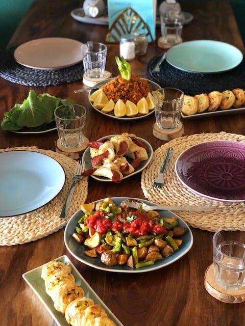 Kizartma Tarifi- Frittiertes Gemüse Türkisch