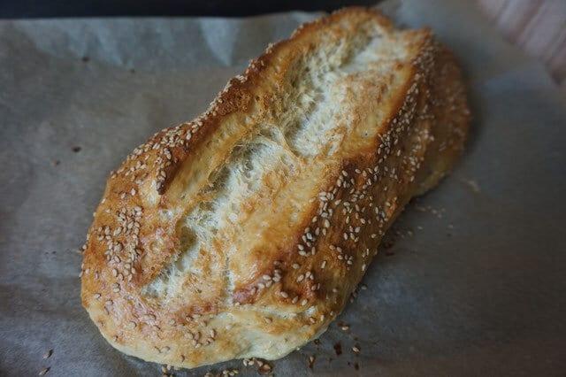 Original Türkisches Ayran – Brot