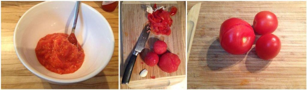 Tomatenaufstrich Rezept