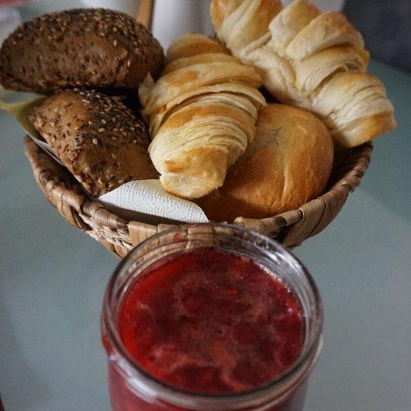 Vanille-Erdbeer Marmelade