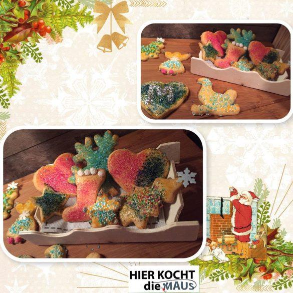 Beste Plätzchen zu Weihnachten nach altem Familienrezept