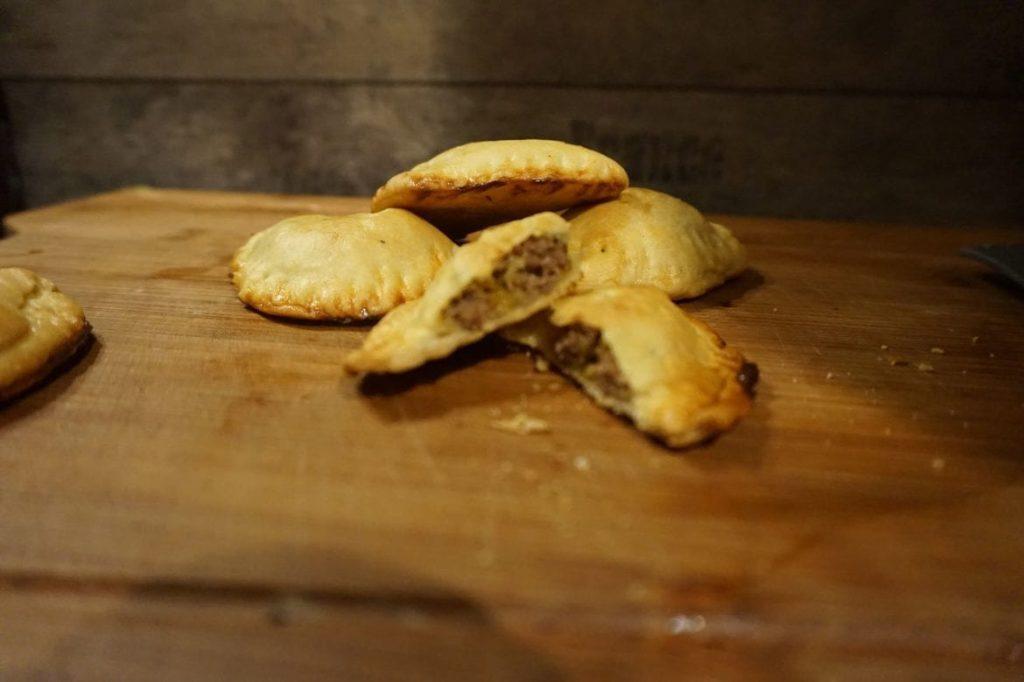 Empanadas mit Hackfleisch