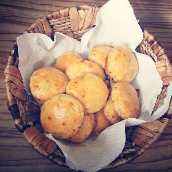 Feurige Kartoffel-Brötchen