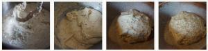 Kartoffelbrot teig