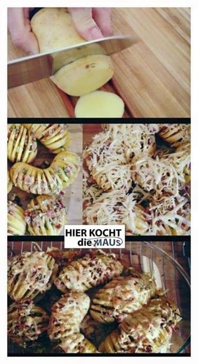 Kartoffelfächer