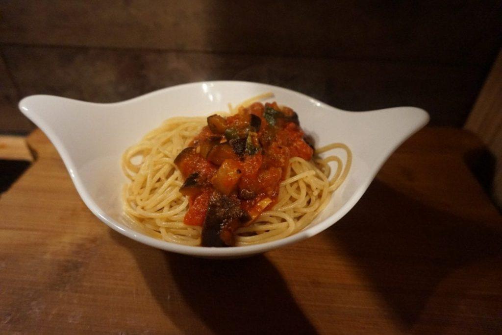 Pasta alla Norma - Jamie Oliver