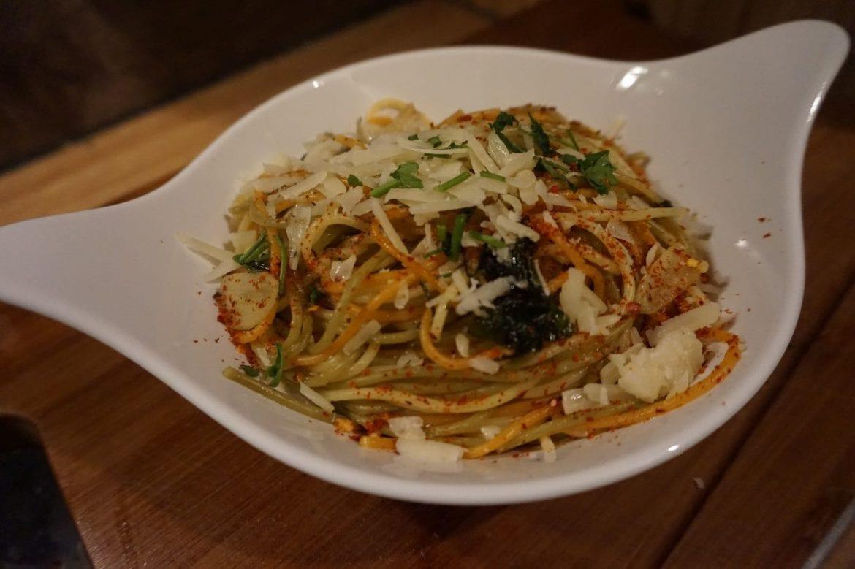 Spaghetti Aglio e Olio mit Zitrone - Jamie Oliver