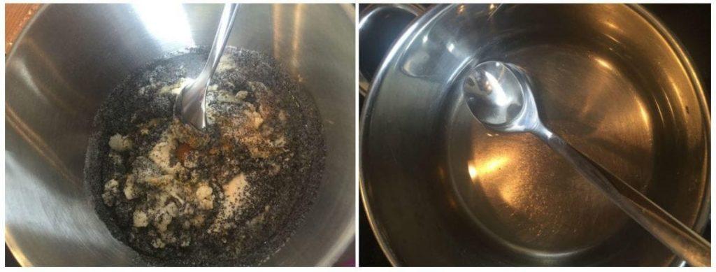glutenfreier Mohnkuchen - Hashasli tatli