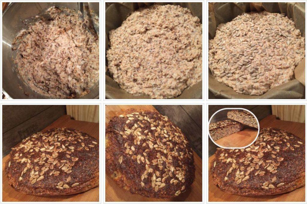 eiweiß Brot Rezept
