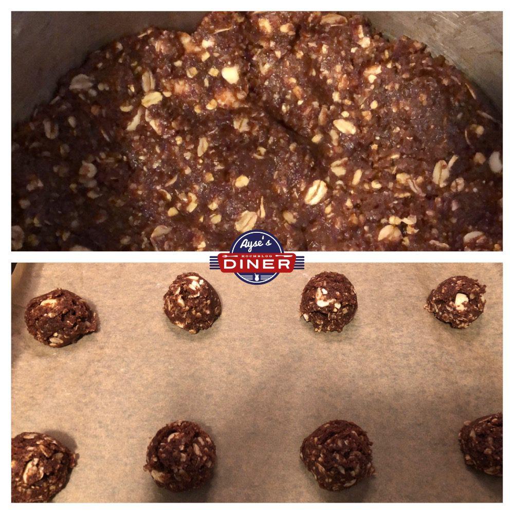 schnelle Schokoladenplätzchen Rezept