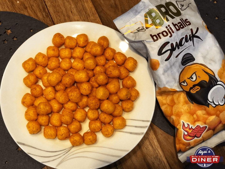Wie schmecken die Chips Sucuk von 4BRO