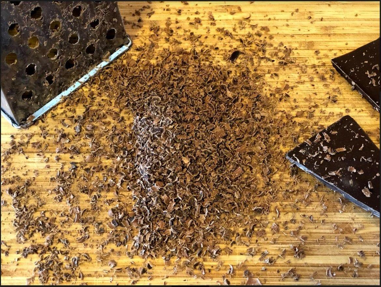 Ablauf Mousse au Chocolat 2