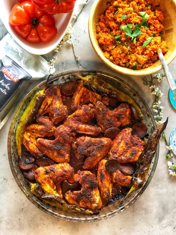 Chicken Wings Marinade