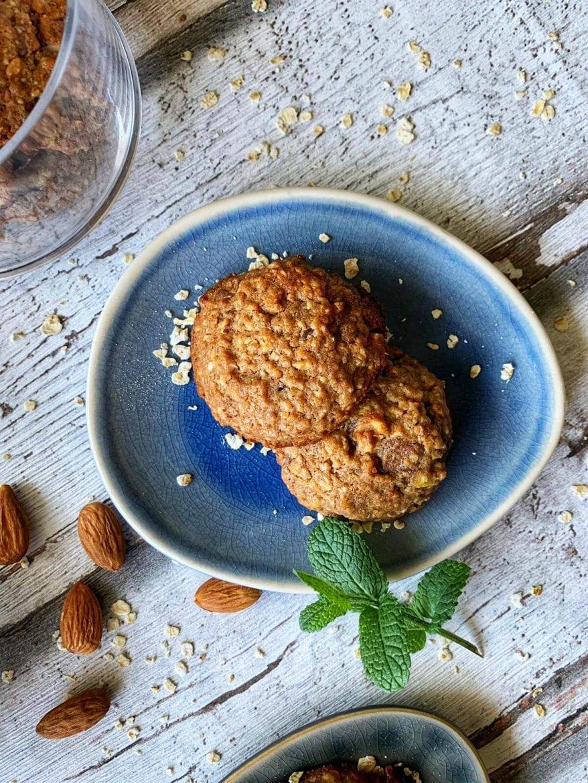 Erdnuss cookies rezept