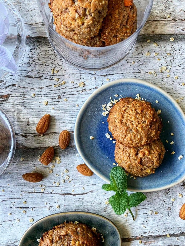 Erdnuss cookies rezept einfach