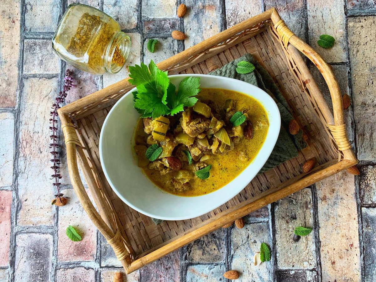 einfaches Thai Curry rezept