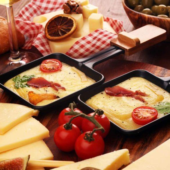 ideen raclette-raclette rezepte