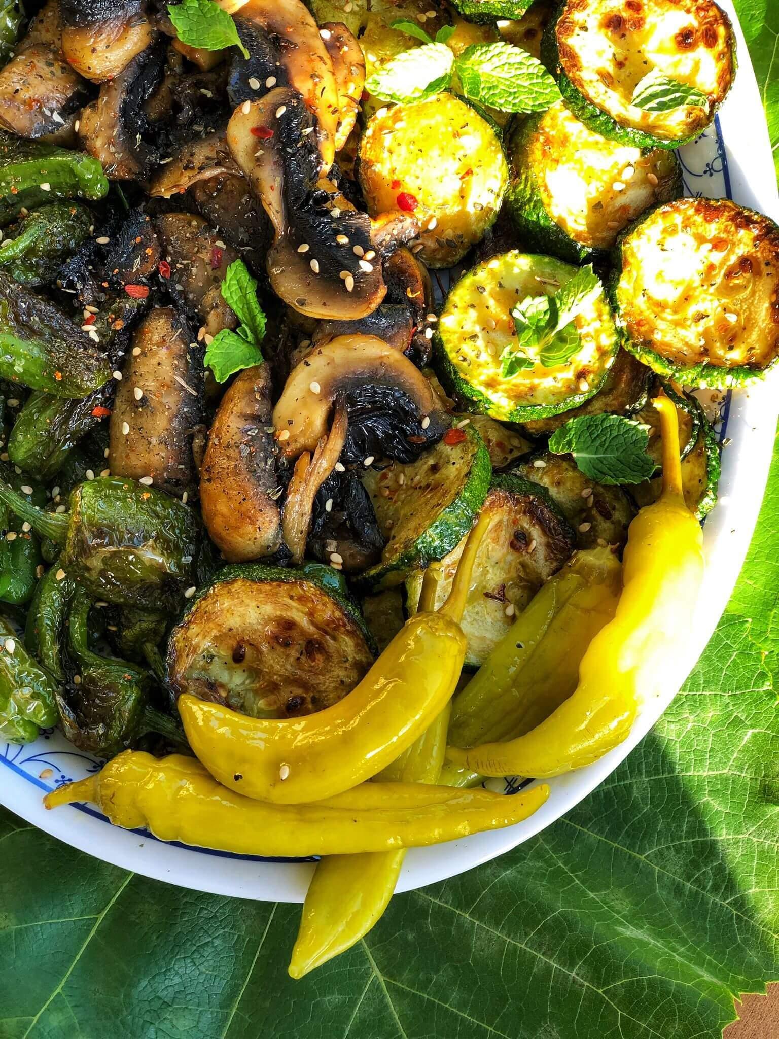 italienische vorspeisenfingerfood