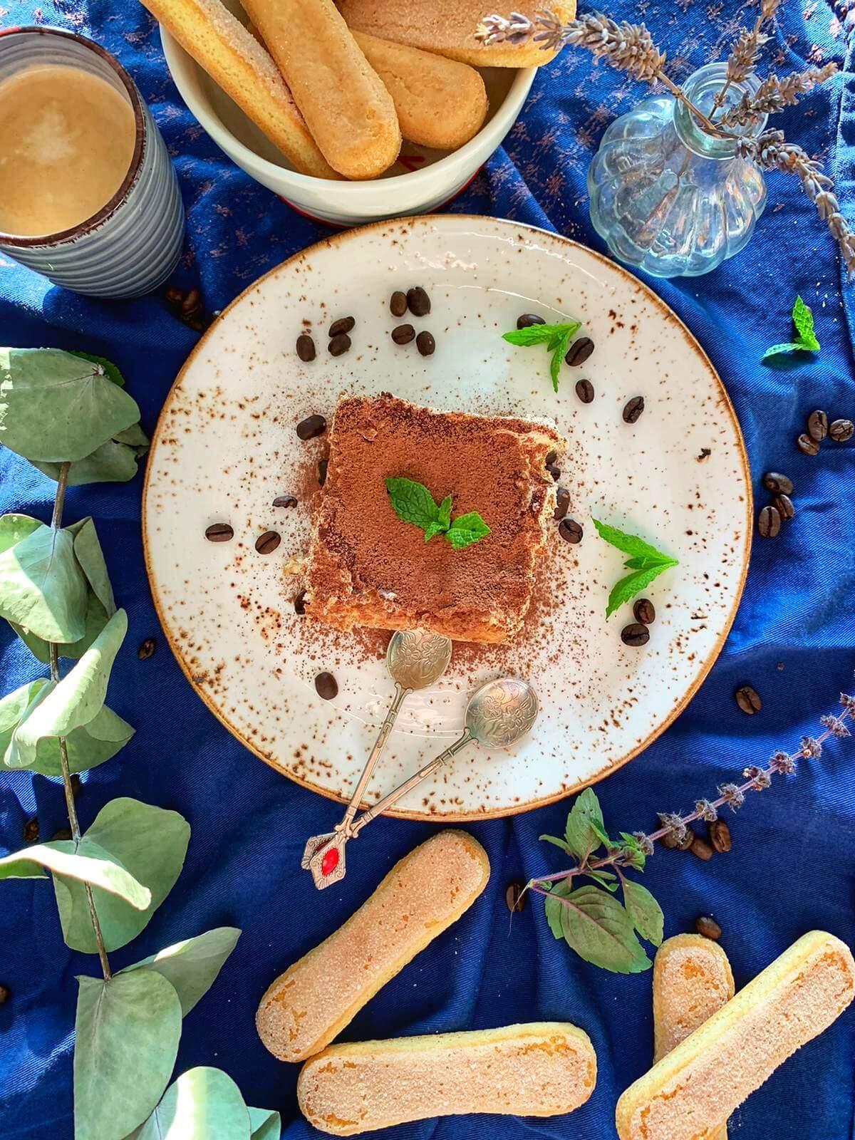 tiramisu rezept einfach